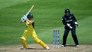 Beth Mooney was solid at the top of the order again, Australia v New Zealand, Women's World Cup 2017, Bristol, July 2, 2017