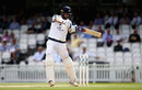 Sean Ervine cuts during his 83, Surrey v Hampshire, Specsavers County Championship, Division One, Kia Oval, July 4, 2017