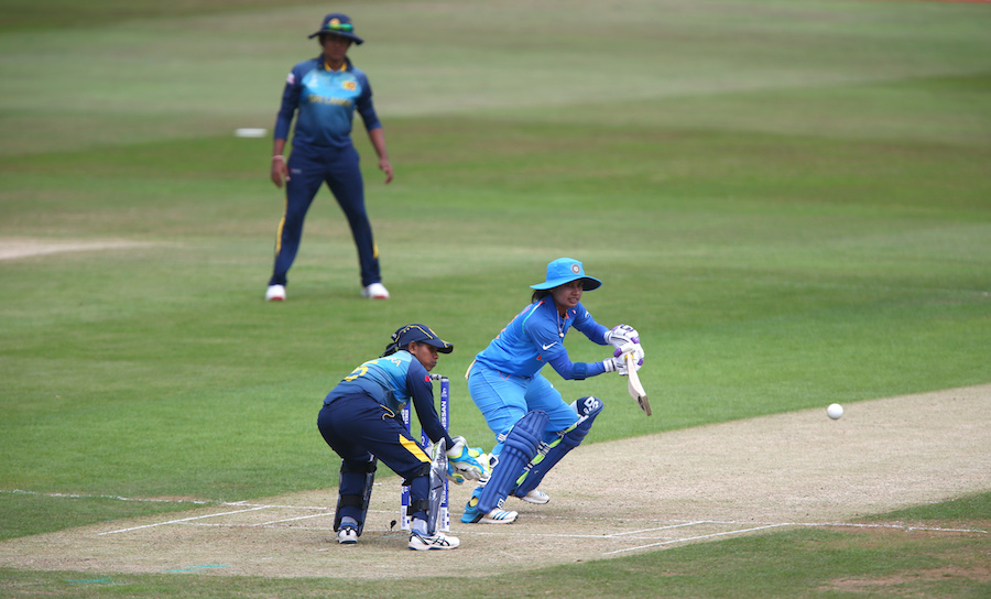 Protection, motivation, superstition? Mithali Raj wore many hats in one