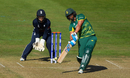 Chloe Tryon scored a 25-ball half-century, England v South Africa, Women's World Cup, Bristol, July 5, 2017