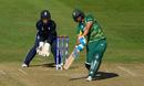 Chloe Tryon scored a 25-ball half-century, England v South Africa, Women's World Cup, Bristol, July 5, 2017