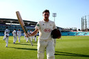 Rory Burns batted throughout the third day, Surrey v Hampshire, Specsavers County Championship, Division One, Kia Oval, July 5, 2017