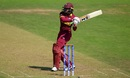 Chedean Nation pulls emphatically, West Indies v New Zealand, Women's World Cup, Taunton, July 6, 2017