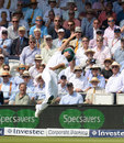 Aiden Markram couldn't get into position to catch Joe Root's top edge, England v South Africa, 1st Investec Test, Lord's, 1st day, July 6, 2017