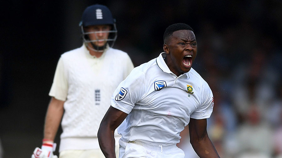 England Vs South Africa 1st Test: Kagiso Rabada Suspended For Second Test