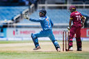 MS Dhoni fluffed a rare opportunity behind the stumps, West Indies v India, 5th ODI, Kingston, July 6, 2017