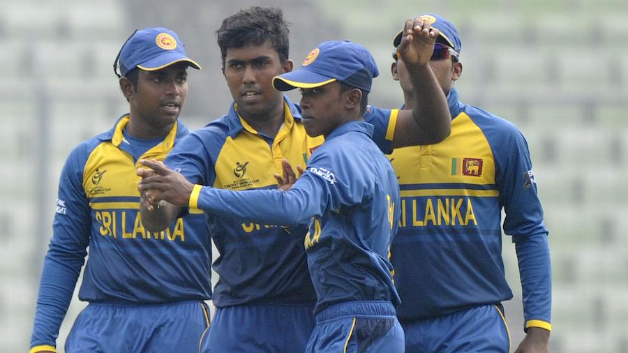 Sri Lanka win toss, bat against Zimbabwe
