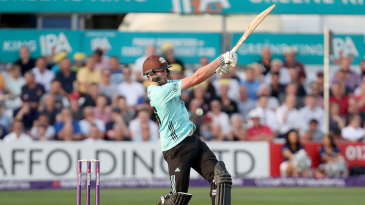 Dom Sibley's 61 kept Surrey's innings on track