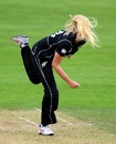 Hannah Rowe had a bad-hair day, New Zealand v Pakistan, Women's World Cup, Taunton, July 8, 2017