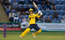 Lewis McManus justified his selection, Glamorgan v Hampshire, NatWest T20 Blast, South Group, Cardiff, July 8, 2017