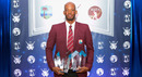 Roston Chase swept the West Indies' awards night, taking home four trophies, Jamaica, July 7, 2017