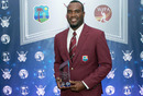 The Regional Limited-Overs Cricketer of the Year award went to Ashley Nurse, Jamaica, July 7, 2017