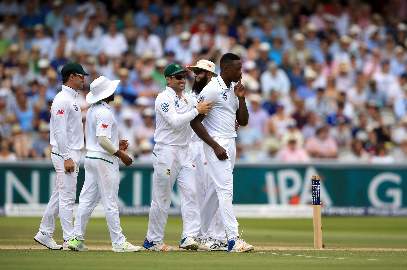 Stokes abuse sees Rabada suspended
