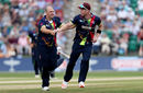 James Tredwell kept Essex in check at Beckenham, Kent v Essex, NatWest Blast, South Group, Beckenham, July 9, 2017