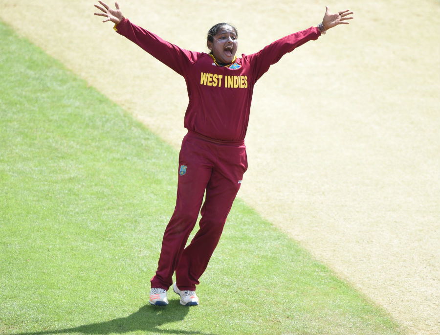 West Indies beat Pakistan by 17 runs under D/L method