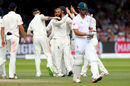Theunis de Bruyn falls to Moeen Ali as England close in, England v South Africa, 1st Investec Test, Lord's, 4th day, July 9, 2017