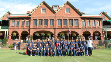 MCC Women and USA Women meet for the first time at Merion Cricket Club