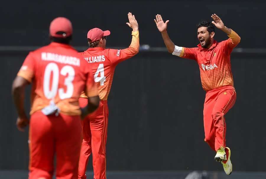 Zimbabwe stun Sri Lanka to claim ODI series win
