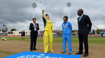 Meg Lanning won the toss and chose to bowl against India