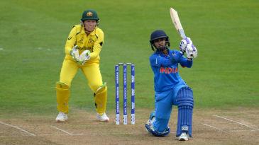 Mithali Raj became the first batsman to score 6000 runs in Women's ODIs