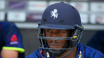 Kent batsman Daniel Bell-Drummond will lead MCC
