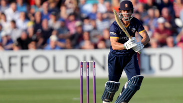 Ryan ten Doeschate salvaged a competitive score for Essex