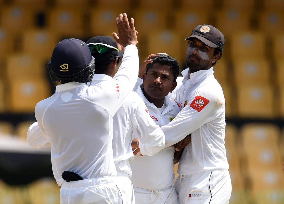 One-off Test, Day 2 at Colombo