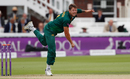 James Pattinson bowls, Nottinghamshire v Surrey, Royal London Cup final, Lord's, July 1, 2017