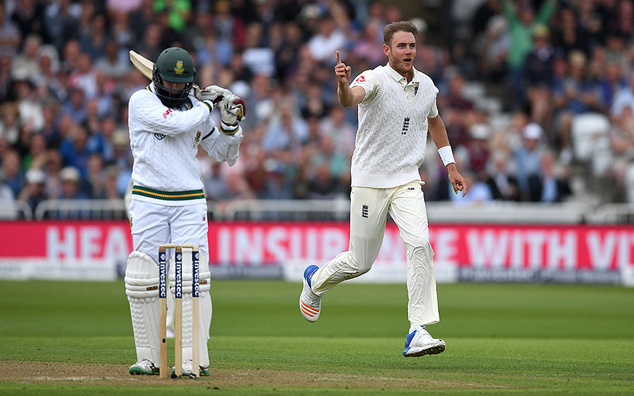 England unchanged for second Test against Proteas