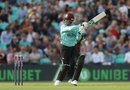 Jason Roy led the way with 55 from 30 balls, Surrey v Kent, NatWest T20 Blast, South Group, Kia Oval, July 14, 2017
