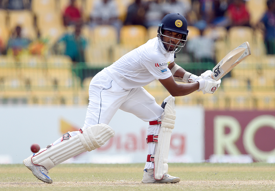 Sri Lanka Vs India 2017: Dinesh Chandimal Bats For Injury Replacements In Tests 2