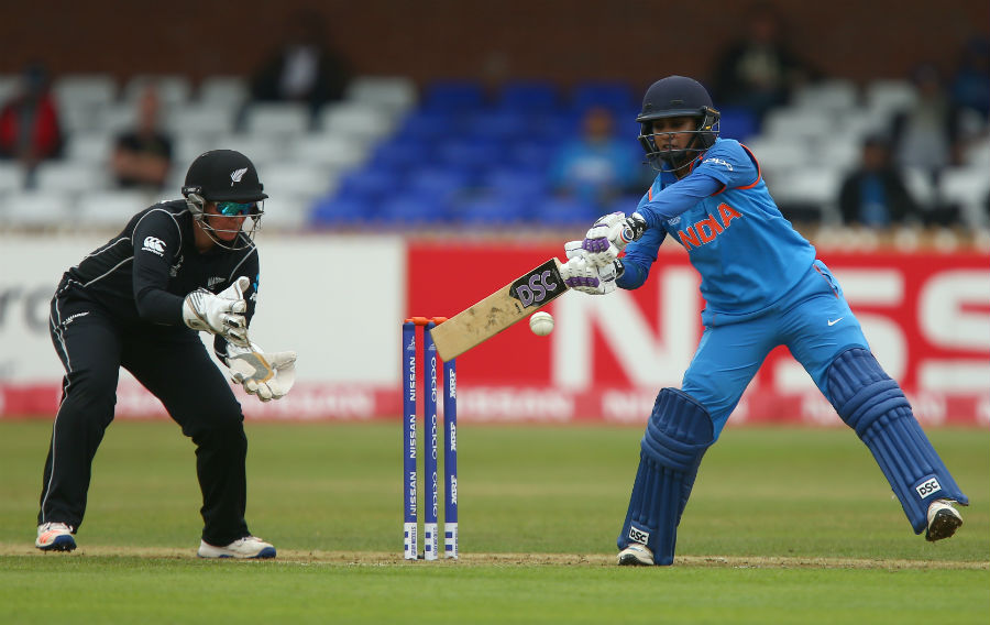 In-Form Mithali Raj Closes Gap On Meg Lanning's Word Number One Rank 1