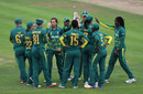 South Africa fought back with Sune Luus' five-for, Australia v South Africa, Women's World Cup, Taunton, July 15, 2017