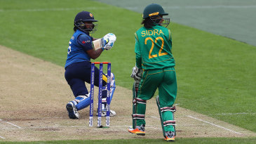 Dilani Manodara struck a career-best 84 off 111 balls