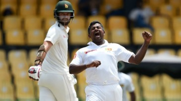 Rangana Herath: More wickets, more celebrations