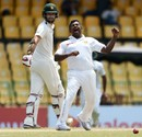 Rangana Herath: More wickets, more celebrations, Sri Lanka v Zimbabwe, only Test, 3rd day, Colombo, July 16, 2017