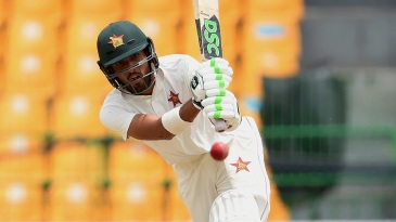 Sikandar Raza revived Zimbabwe's innings