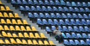 The R. Premadasa Stadium was not packed on Sunday, Sri Lanka v Zimbabwe, only Test, 3rd day, Colombo, July 16, 2017