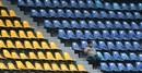 The R. Premadasa Stadium was not packed on Sunday, Sri Lanka v Zimbabwe, only Test, 3rd day, Colombo, July 16, 2017