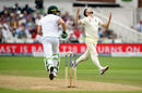 Mark Wood endured a frustrating day, England v South Africa, 2nd Investec Test, Trent Bridge, 3rd day, July 16, 2017