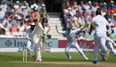 Keaton Jennings was bowled by Vernon Philander for 3, England v South Africa, 2nd Investec Test, Trent Bridge, 4th day, July 17, 2017