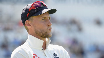 Joe Root was left with much to ponder