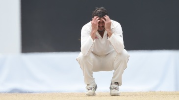Graeme Cremer searches for answers