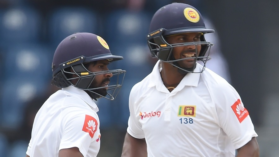 Sri Lanka down fearless Zim in record chase