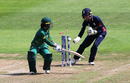 Sarah Taylor's lightning hands down the leg side caught Trisha Chetty out of her crease, England v South Africa, Women's World Cup semi-final, Bristol, July 18, 2017