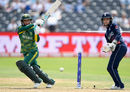 Mignon du Preez lifted South Africa with a fighting half-century, England v South Africa, Women's World Cup semi-final, Bristol, July 18, 2017