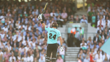 Kevin Pietersen returned in style for Surrey