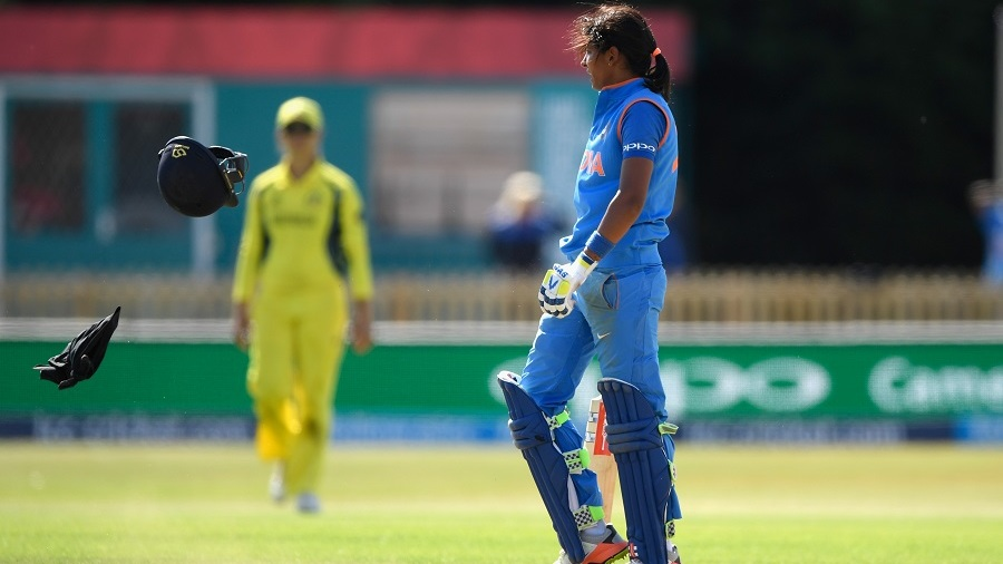 Harmanpreet Kaur Leads Indian Women Cricket Team To WWC Final