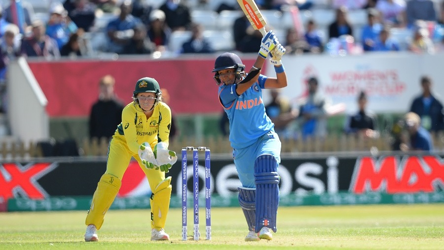 Harmanpreet Kaur goes inside out over cover
