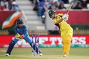 Elyse Villani hits down the ground, Australia v India, Women's World Cup, semi-final, Derby, July 20, 2017